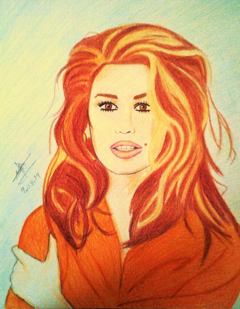 Cindy Crawford by aline17